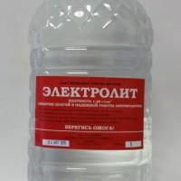 Электролит аккумуляторный кислотный 1,28 г/см3